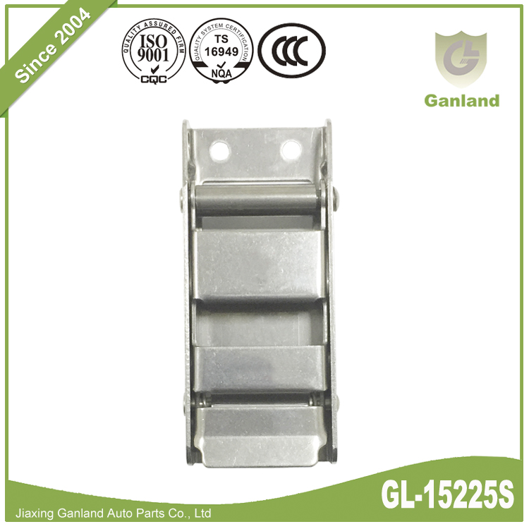Stainless Curtain Buckle GL-15225S-2
