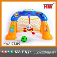 High Sale Baby Gym Jogar Futebol Goal Toy Com Música