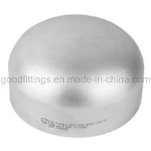 Tubos de aço inoxidável acessórios Cap (316 / 316L-S)