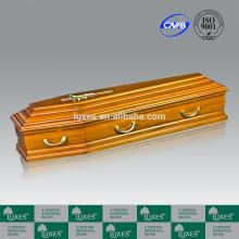 LUXES Großhandel Coofin europäischen Stil Beerdigung Särge