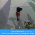 (Serie EVU) Válvulas y bobinas de solenoide de Danfoss
