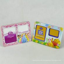 Zinn-Foto-Rahmen, Mini-Foto-Rahmen, Kleiner Fotorahmen