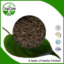 Fertilisant organique granulaire aux ventes chaudes NPK