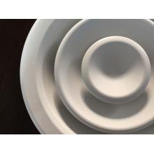 Difusor de ar condicionado Circular redonda alta teto para Sistema HVAC
