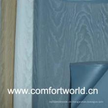 Jacquard-Vorhangstoff mit PVC-Beschichtung