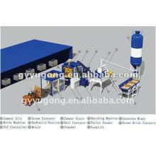 Best selling and competitive price product of Yugong QT-10-15 automatic concrete brick making machine