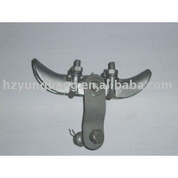 braçadeira de suspensão / acessórios de linha de energia elétrica braçadeira de linha de sobrecarga de hardware braçadeira