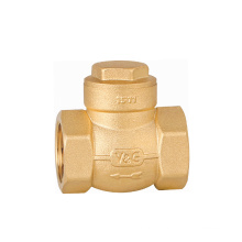 Professional 1/2 - 4 Inch Water Use Non Return Brass Swing Check Valve