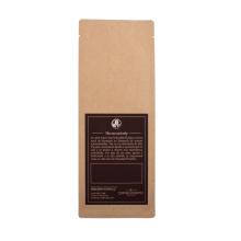 Brc Certificated Cheap Resealable Coffee Powder Food Grade Brown Kraft Paper Bag Packaging Bag