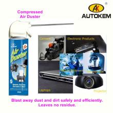 Воздух Duster (AK-ID5012), Compurter Duster, PC Duster, сжатый воздух Duster, консервированный воздух