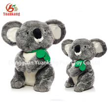 ICTI auditado fábrica de pelúcia brinquedo macio coala urso brinquedos