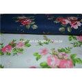 Tela impressa teste padrão do projeto da flor para a coberta do sofá / cadeira / coxim