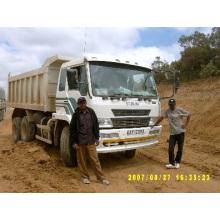 Camião basculante FAW para camião basculante