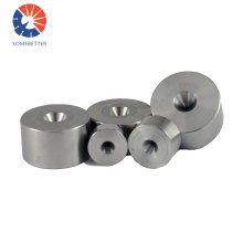 YG6 YG8 YG15 YG20 Round Deep Cemented Hard Alloy Mould Tungsten Carbide Wire Drawing Dies