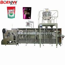 Doypack Beutel-Verpackungsmaschine mit Reißverschluss für Tiernahrung