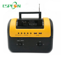 Espeon Neues Produkt 3W 12V Mini Größe Portable Solar Panel System