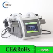 Machine portative de cavitation de cavitation de système de vide de cavitation d'utilisation de salon