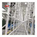 Miniload Automatic Light Asrs Racking System for Automated Warehouse