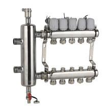 Séparateur d'eau Ss304 pour système de chauffage au sol