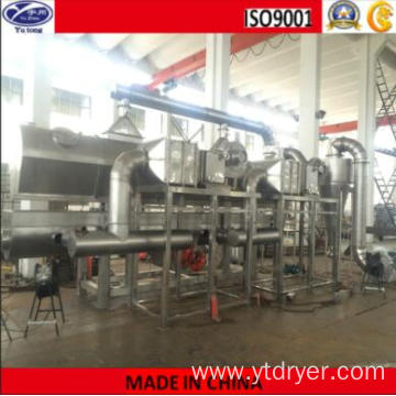 Potassium Bicarbonate Vibrating fluid bed dryer