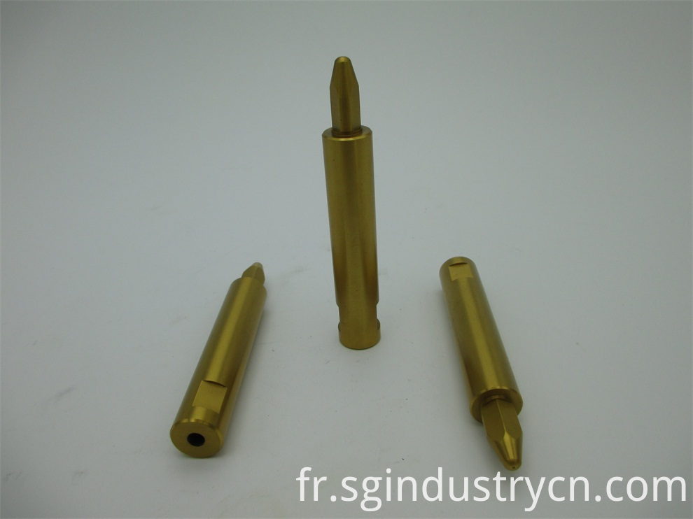 Custom Brass Fitting