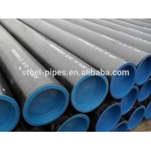 Astm cronograma 40 fábrica de tubos de aço, a106 gr.b cronograma 40 tubos de aço