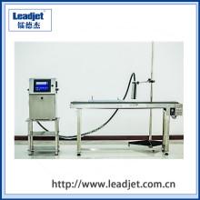 Máquina de impressão de alta velocidade da data do Inkjet de Wuhan com Ce