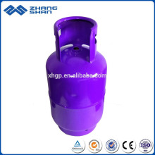 Factory Direct Sale Hot Home Cooking 9kg Industrial Gas Cylinders