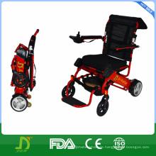 Steuerbarer elektrischer Rollstuhl für älterer Bürger