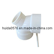 Plastic Injection Mould (Elbow With Door)