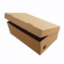 Kundengebundener Papppapier-verpackender Schuhkarton