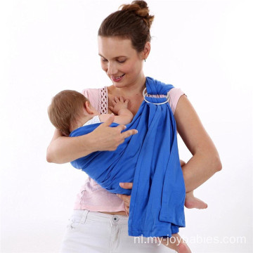 Stretchy Pasgeboren Baby Ring Sling Carrier