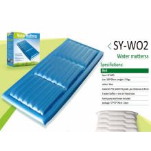 Lit d'eau gonflable pour matelas d'eau PVC k75 de qualité médicale bon marché à vendre