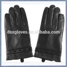 Factory Custom Touch Gloves, Men Cheap Leather Touch Screen Gloves
