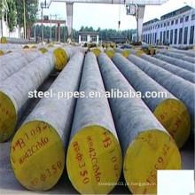 Barra de aço de alta qualidade em stock & barra de aço redondo e barra de aço reforçada