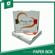 Caja de encargo caliente de la entrega de la pizza de la venta caliente