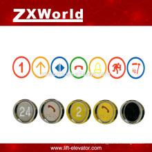 B13P3 peças do elevador botão de pressão / elevador botão de pressão / botão do elevador
