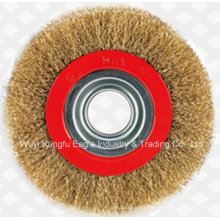 Different Types of The Drill Steel Wire Cup Coppe Brush