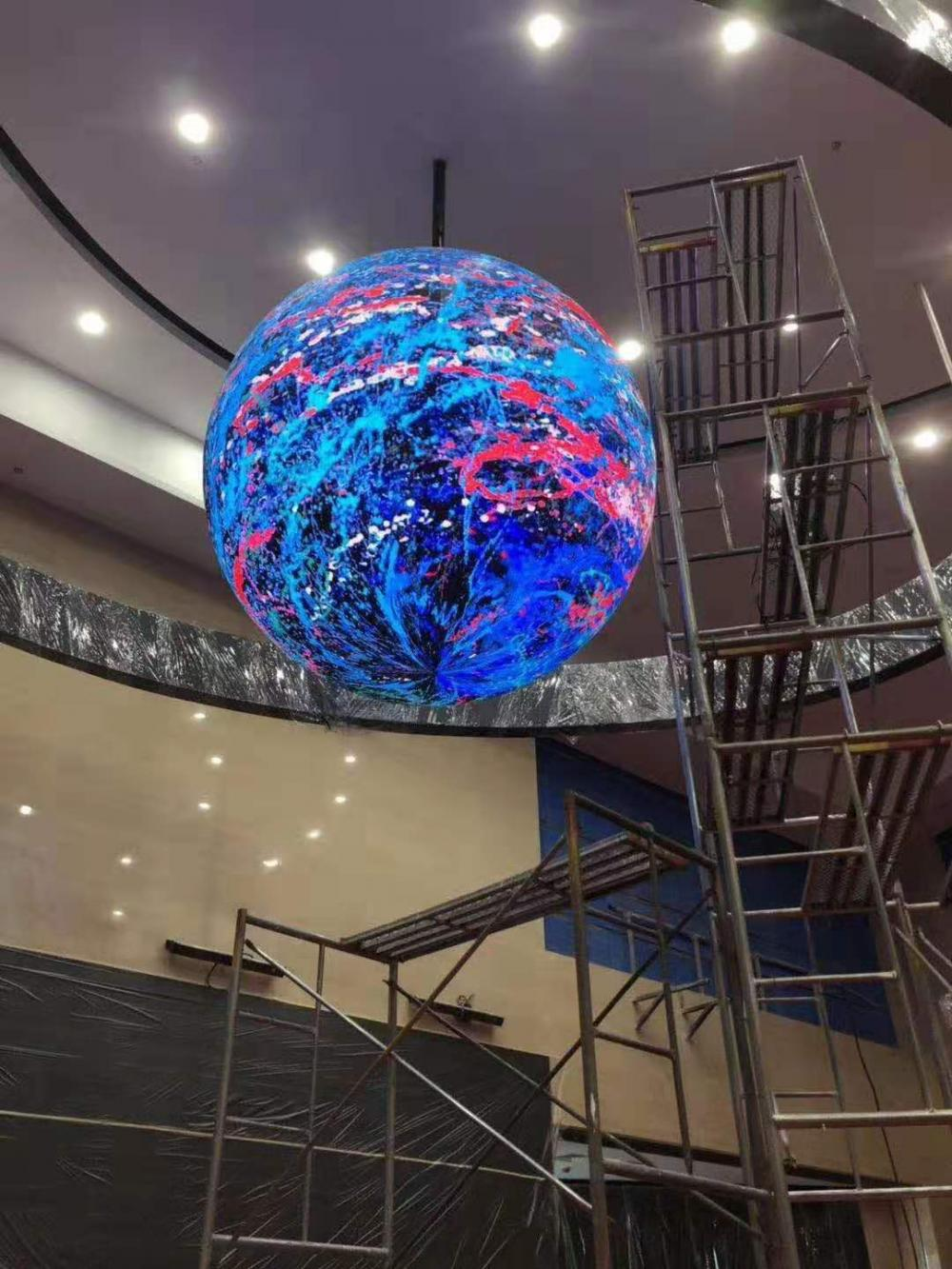 Full Color Led Ball