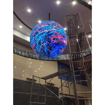 PH3 Sphere LED Display بقطر 1.2 متر