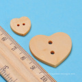 Heart shape buttons for DIY christmas ornaments decorations home and garden new products 2016
