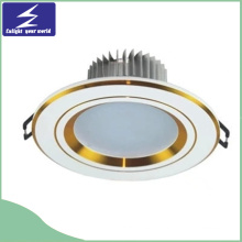 7W SMD 85-265V Алюминиевые светодиодные светильники