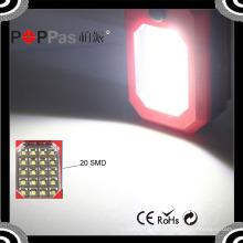 B71 20SMD +3 LED Mini Base Magnética Portable Pocket Car Work Light