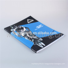 Full color catalog custom print with perfect binding