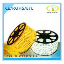 ETL Listed 110V IP65 LED Strip Light with 3 Years Warranty