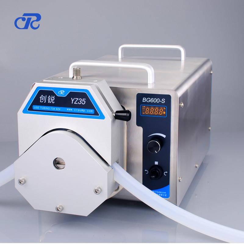 Peristaltic Metering Pump