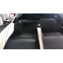 hot sale auto floor mats tpe mats for tesla model Y model 3