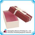 оптовая новый дизайн подгонянные коробки шоколада с бумажным рассекателем