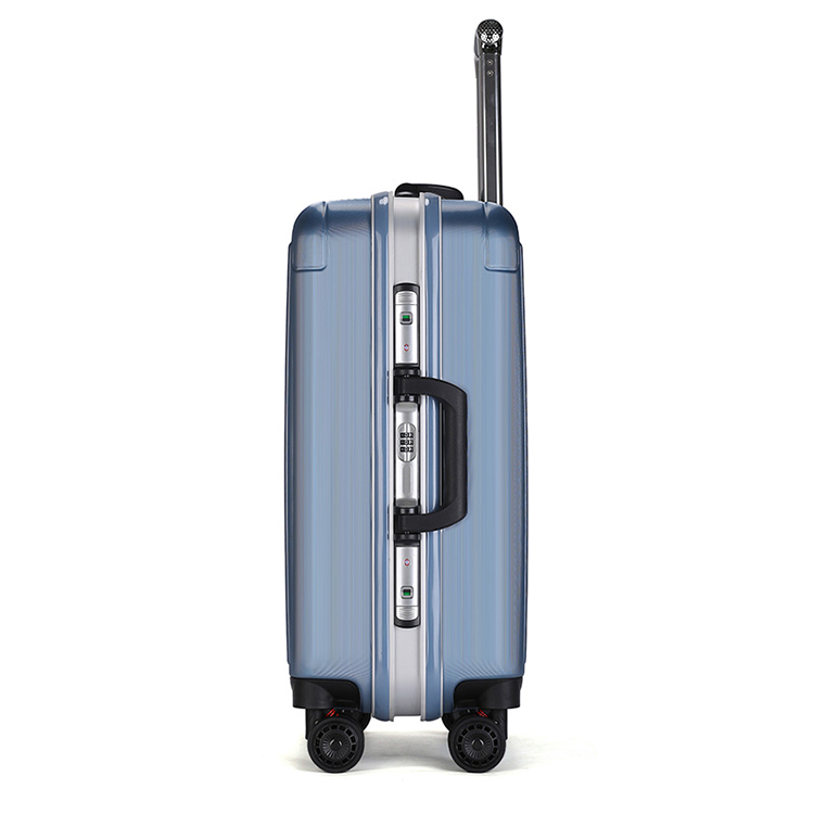Upright Suitcase abs PC luggage