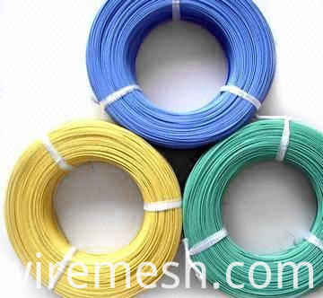 3mm PVC Coated Annealed Iron Wire (2)